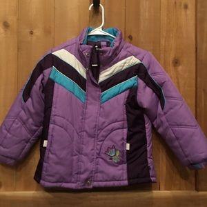 Rothschild Girls Winter Jacket Size 6X EUC